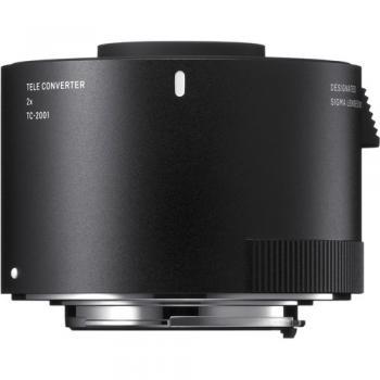 Sigma TC-2001 2x Teleconverter for Nikon F